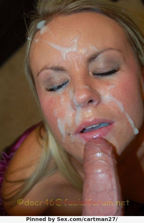 Facial Hot Milf